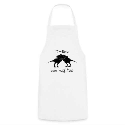 abbraccio tirannosauri - Grembiule da cucina