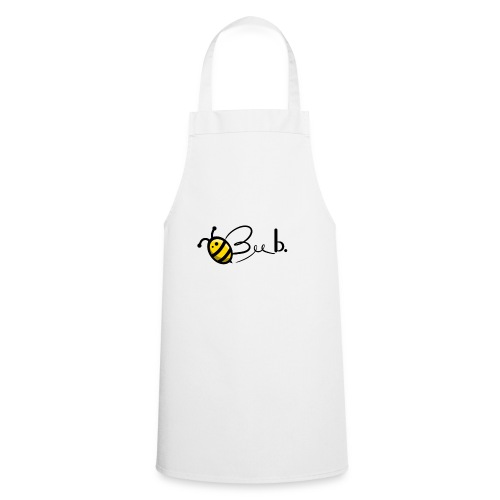 Bee b. Logo - Cooking Apron