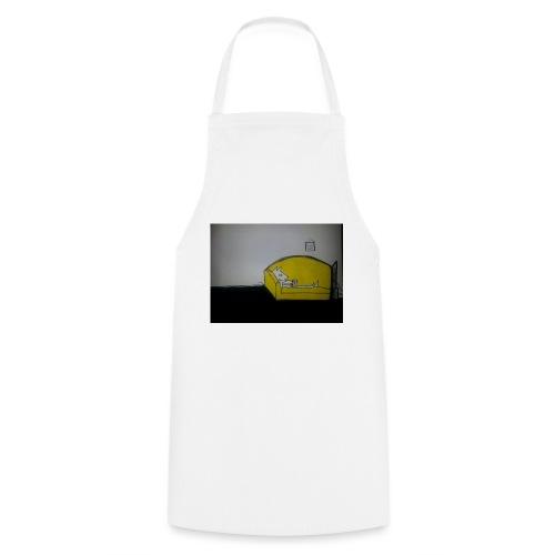 armadillo in poltrona - Grembiule da cucina
