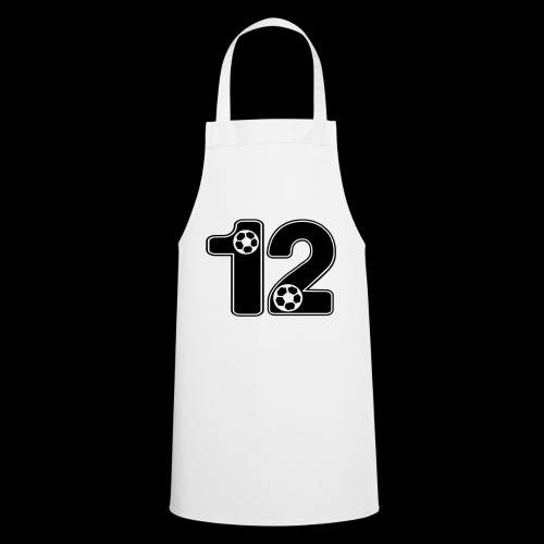 foot numero 12 - Cooking Apron