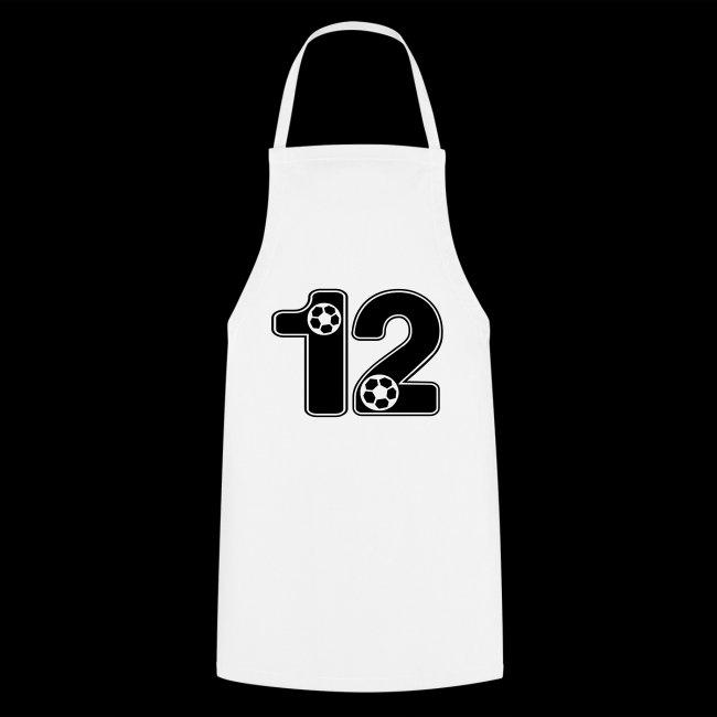 foot numero 12