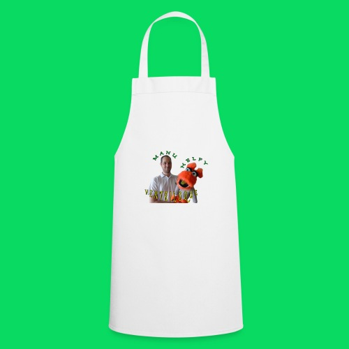 casquette manu et helfy - Tablier de cuisine