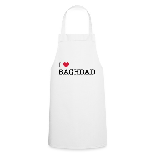 I LOVE BAGHDAD - Cooking Apron