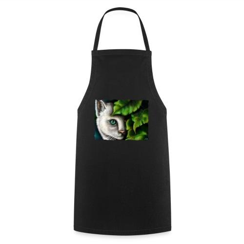 Gatto Shiva - Grembiule da cucina