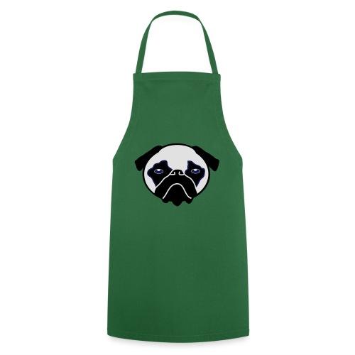 Mops, Hund - Kochschürze