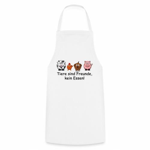 Tiere-sind-Freunde - Kochschürze