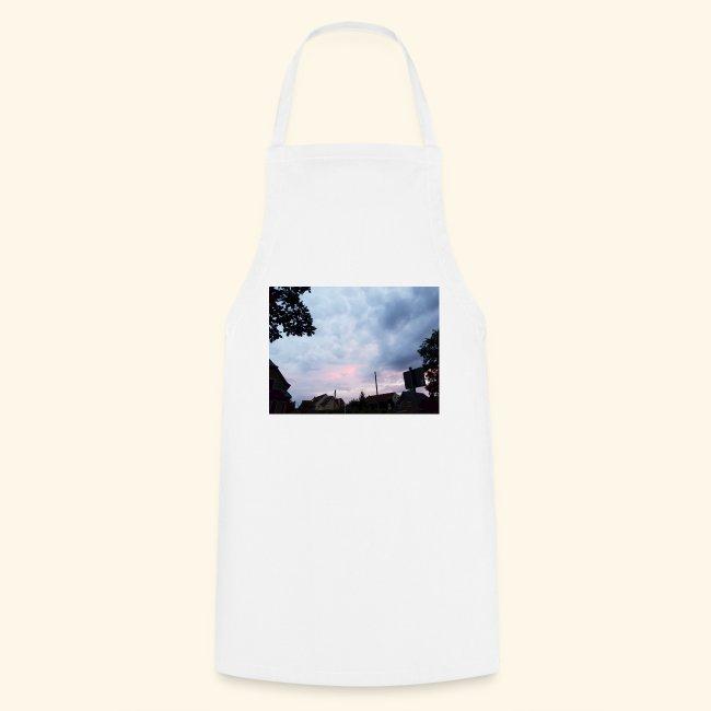 Schönes Wolken-Foto-Motiv