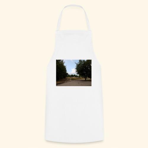 Landschaftsaufnahme - Kochschürze