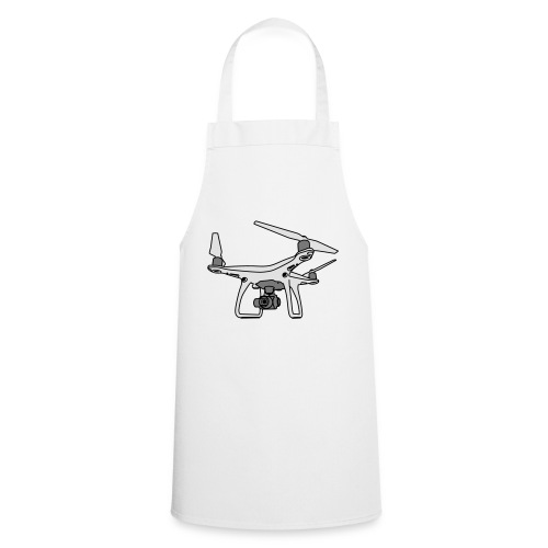 Drohne Phantom 4 - Cooking Apron