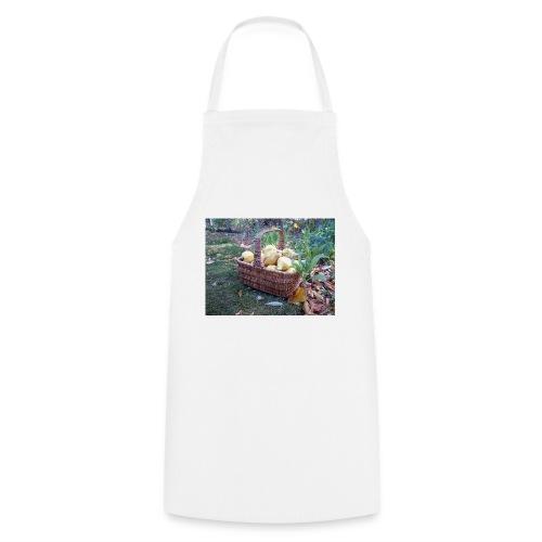 Quitten-Korb - Kochschürze