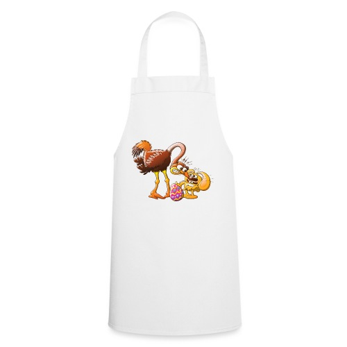 Ambitious Easter Bunny - Cooking Apron