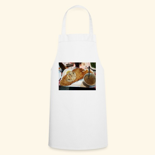 Schnitzel Motiv - Kochschürze