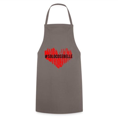 #solocosebelle - Grembiule da cucina