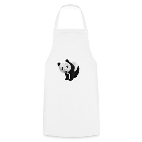 Nettes Panda Design! - Kochschürze