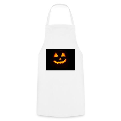 Halloween Kürbis Gesicht - Kochschürze