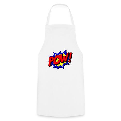 Pow Logo - Kochschürze