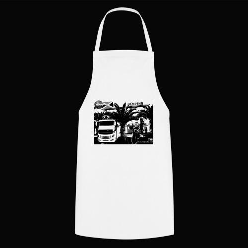 White Rastas Fan Artikel - Kochschürze