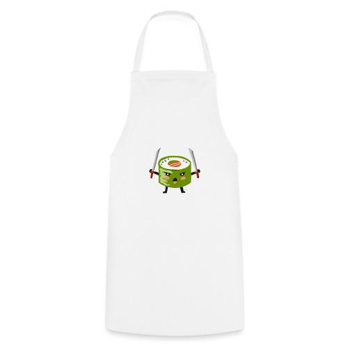 Sushi riso samurai ninja tutti i motivi - Grembiule da cucina