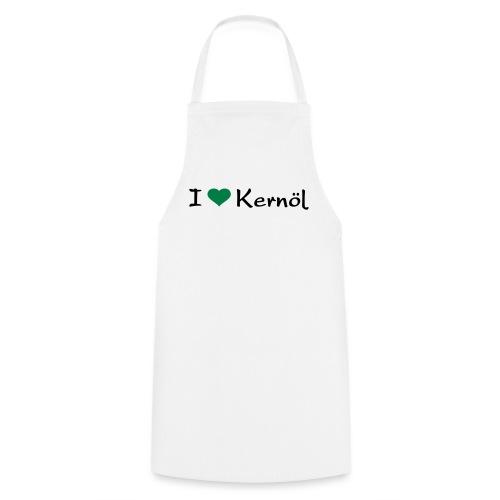 I mog Kernöl - Kochschürze