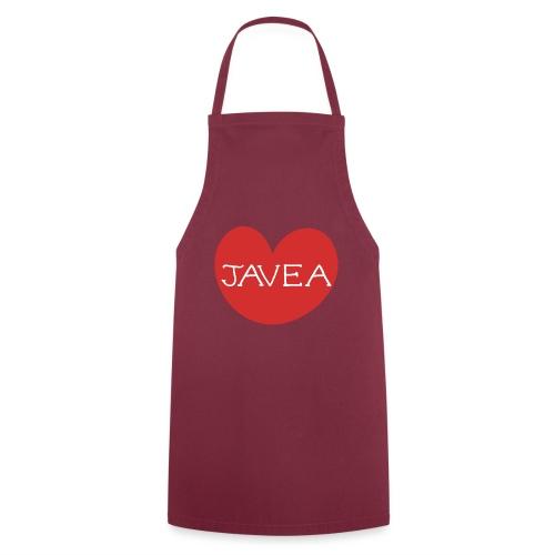 LOVE JAVEA - Delantal de cocina