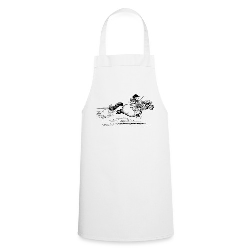 PonySprint Thelwell Cartoon - Cooking Apron
