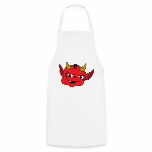 Teufel - Diablo - Devil - Kochschürze