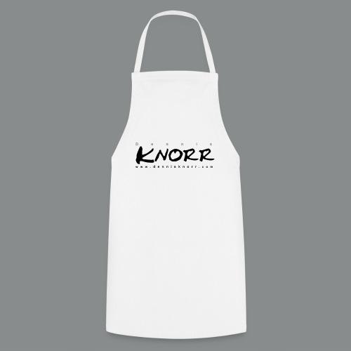 DennisKnorr_Log_sw - Kochschürze