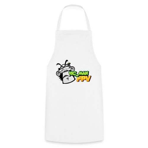 vic_man fpv oficial - Delantal de cocina