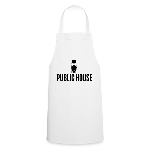 Official Women Shit by Public House - Cooking Apron