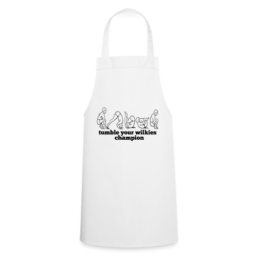 Tumble Your Wilkies - Cooking Apron