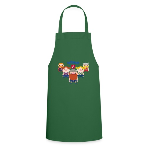 Viking Friends - Cooking Apron