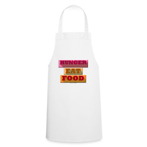 Hunger TShirt - Tablier de cuisine