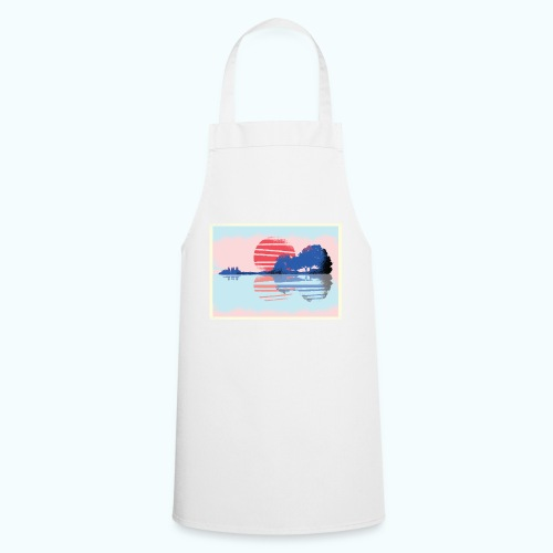 Vintage graffiti - Cooking Apron
