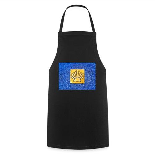 Scallop Shell Camino de Santiago - Cooking Apron