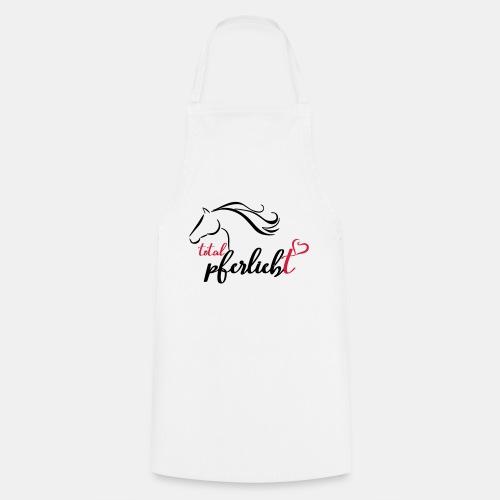 total pferliebt, Pferdeliebe - Kochschürze