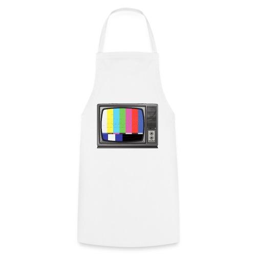 tv signal - Tablier de cuisine