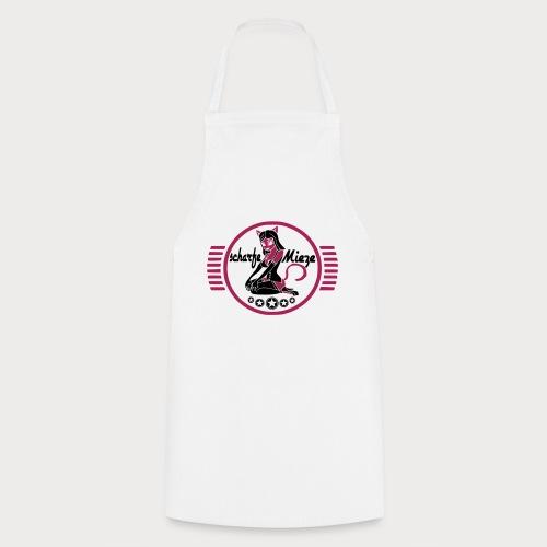 scharfe mieze - Kochschürze