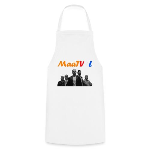 Maatvol Fan shirt Heren - Keukenschort
