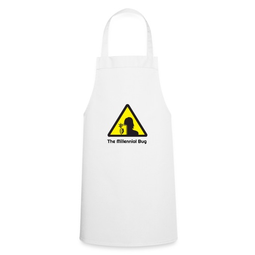 The Millennial Bug - Cooking Apron
