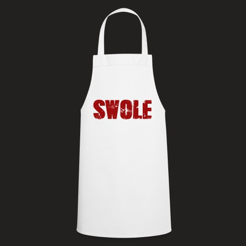 SWOLE RED - Cooking Apron