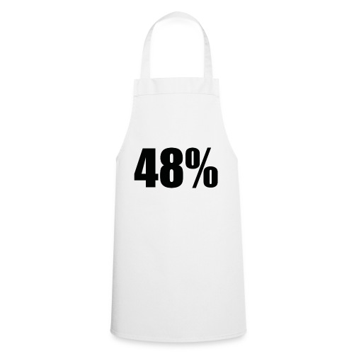 48% Long Sleeve - Cooking Apron