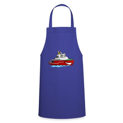 Boaty McBoatface - Cooking Apron