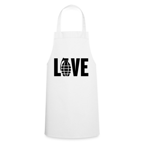 LOVE Grenade - Cooking Apron