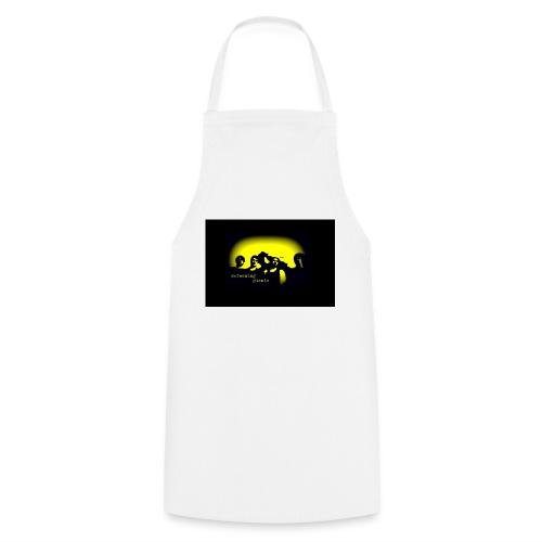logoBlackBackground - Cooking Apron