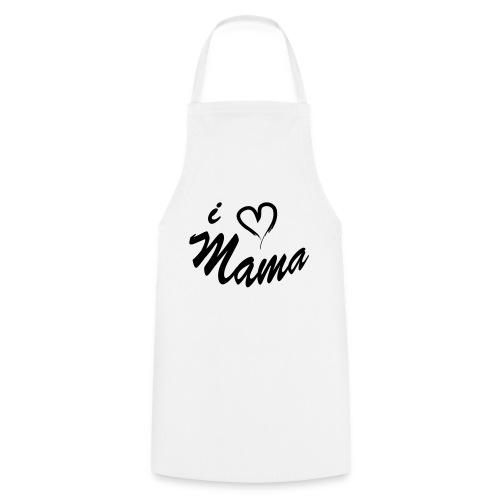 i love mama KIDS shirt - Keukenschort