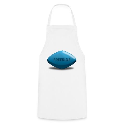 Freeride-Viagra - Kochschürze