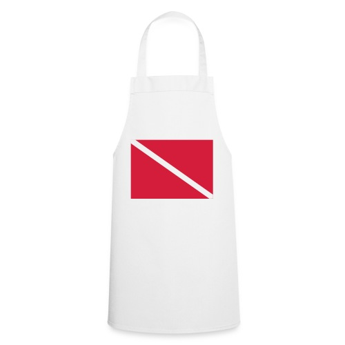 Diver Flag - Cooking Apron