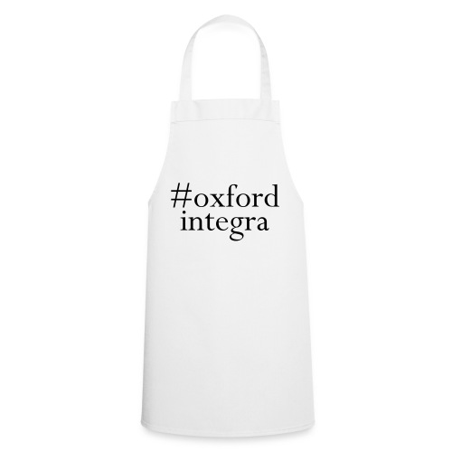 #oxfordintega centred - Cooking Apron