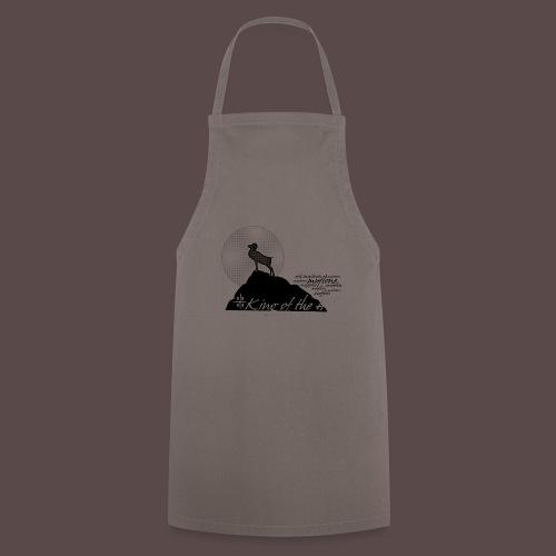 Muflone Halftone - Grembiule da cucina