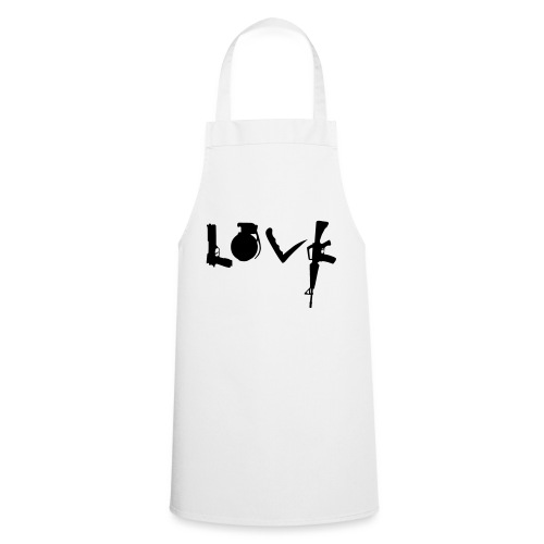 Love weapons - Cooking Apron
